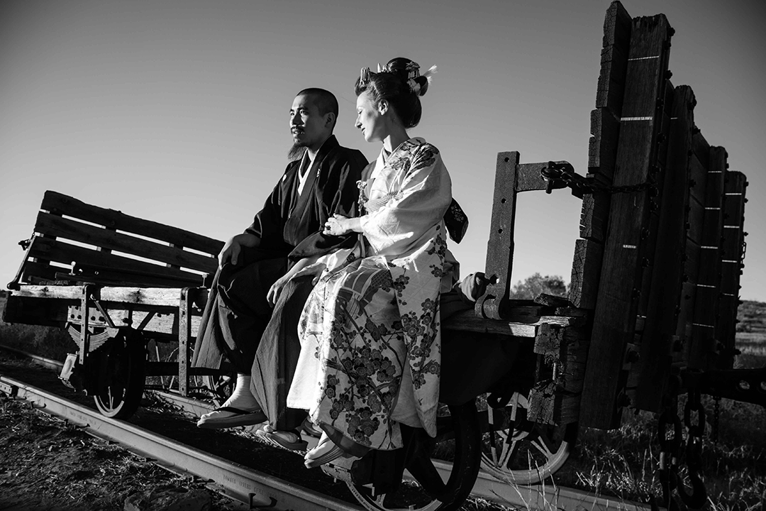 OUTBACK WEDDING : East of the Sun and West of the Moon