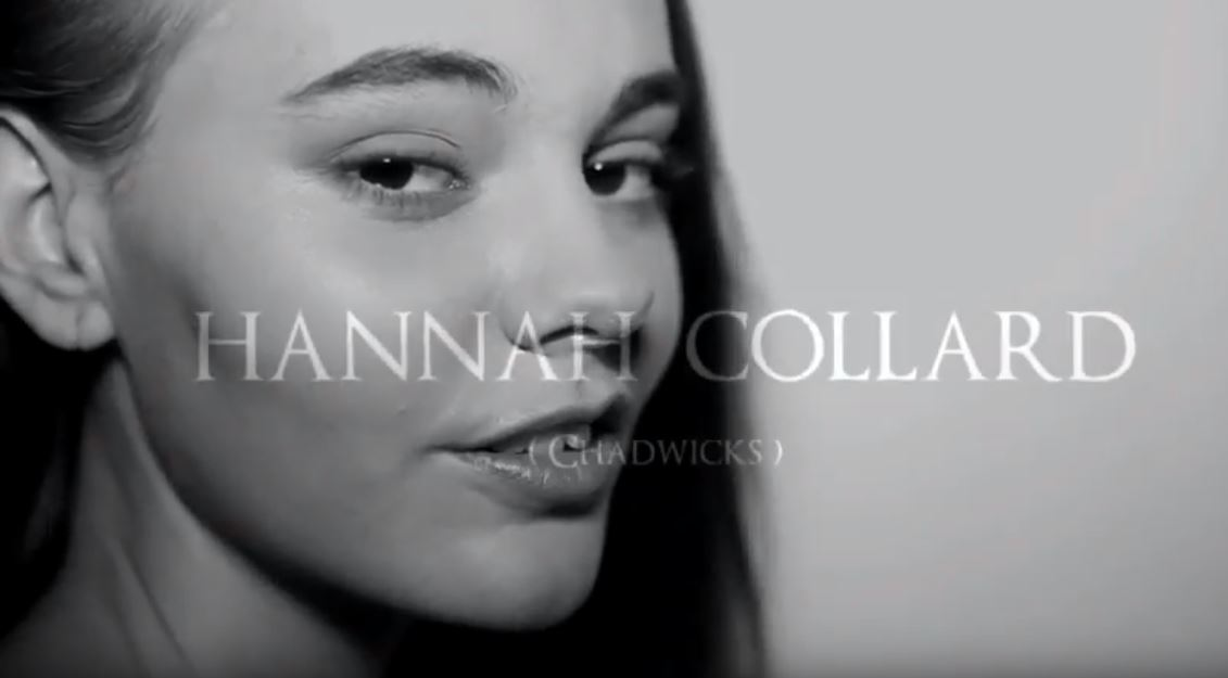 Sweet Talk : Hannah Collard