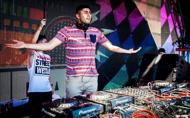 MUSIC: DJ ROJDAR @ Goodlife Festival, Sydney